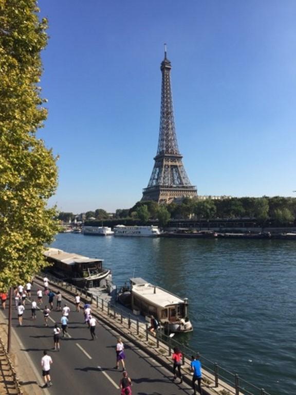 Jogging servair 2 - Carrefour des cascades porte de passy ...